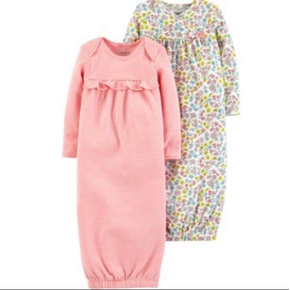 d0bfc0b03034 Carter's Pajamas | Baby Girl Sleep Gowns | Poshmark